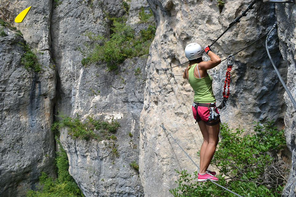 PONT-A-SINGES-VIA-FERRATA