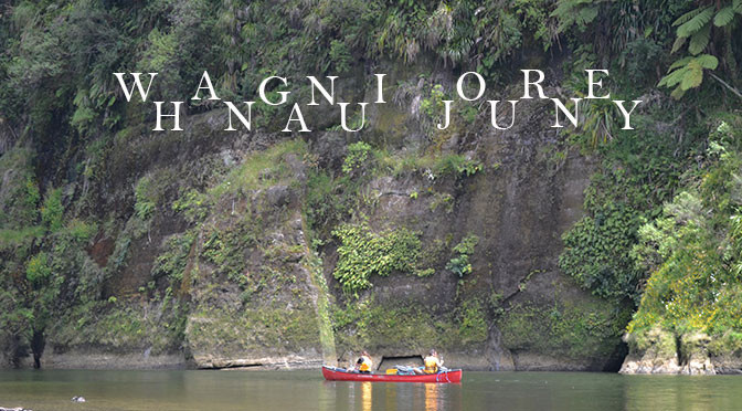 Whanganui Journey: unforgettable canoe trip