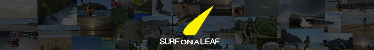 Surf on a leaf (english version)