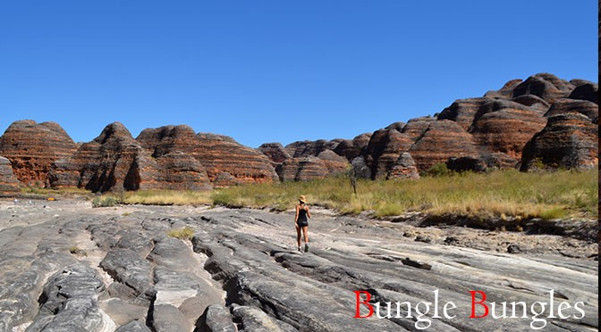 The legends of the Bungle Bungles