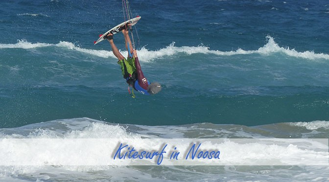 Kitesurf and wildlife hikes in Noosa