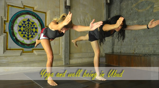 Yoga and well-being in Ubud