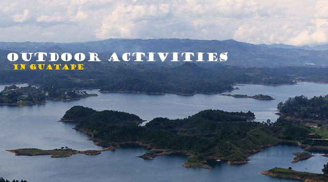GUATAPE, the coulours of hapiness