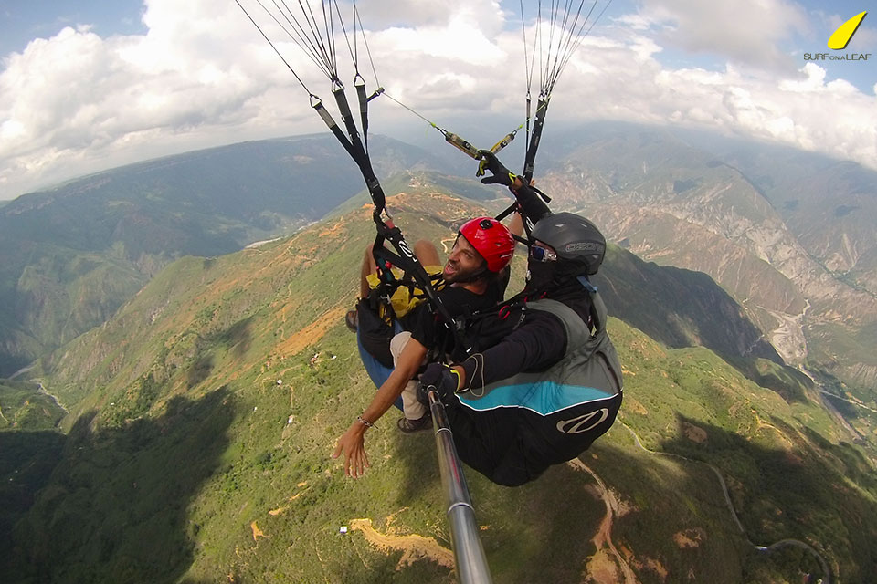 parapente-canyon-chicamocha