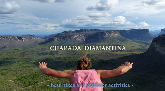 Best treks in Chapada Diamantina