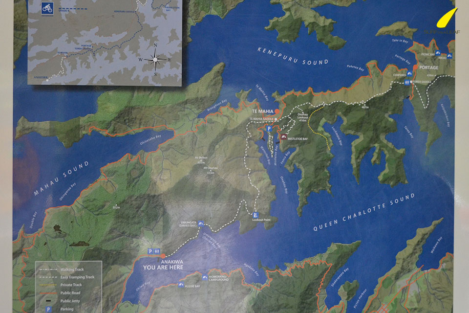 map-queen-charlotte-track