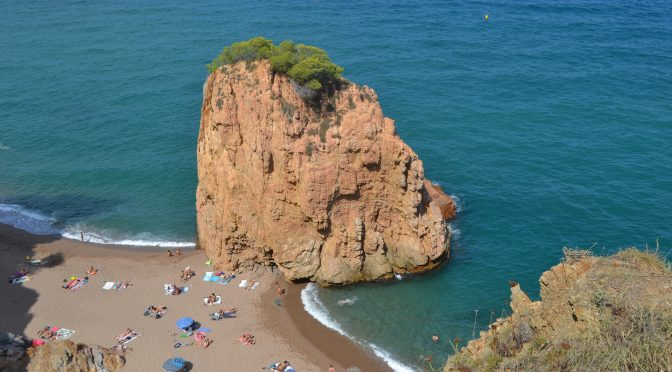 Road trip le long de criques catalanes