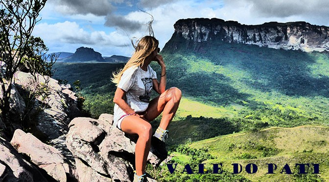 Pati Valley three days trekking- Chapada Diamantina